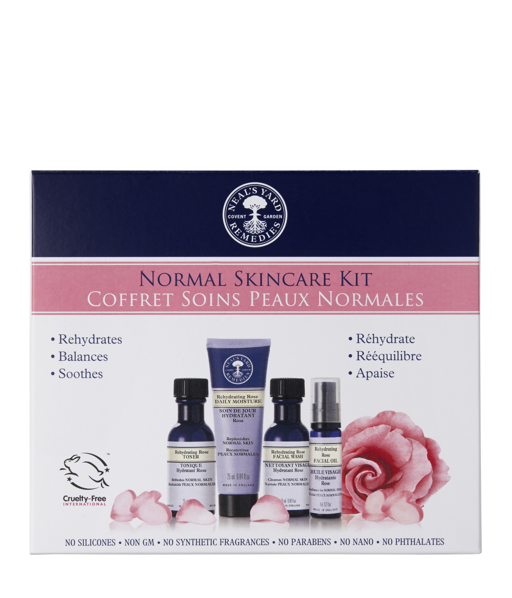 Neal's Yard Remedies Rose Rehydrating Facial Treatment 60 min